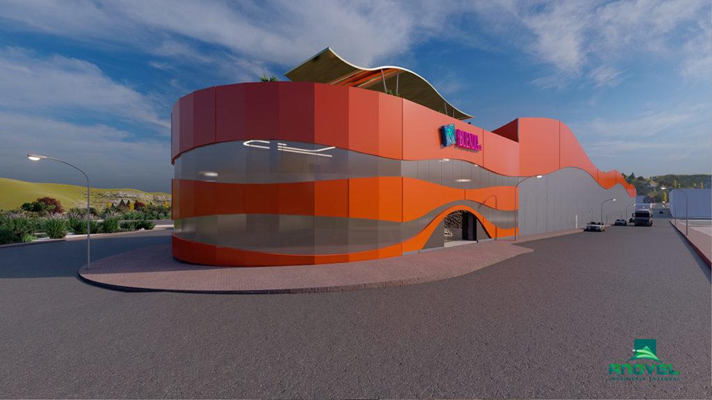 Conoce nuestra última obra realizada: la construcción de la nueva nave industrial de Frutas Buendía
