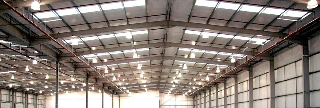 Medidas que se pueden aplicar para ahorrar luz en una nave industrial